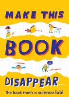 Cover for Make This Book Disappear by Barbara Taylor