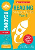 Cover for Reading Tests (Year 2) KS1 by Charlotte Raby