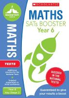 Cover for Maths Tests (Year 6) KS2 by Catherine Casey