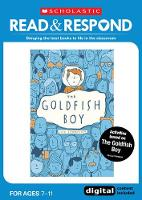Cover for Goldfish Boy by Jillian Powell