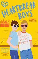 Cover for Heartbreak Boys by Simon James Green