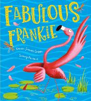Cover for Fabulous Frankie by Simon James Green