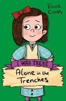 Cover for Alone in the Trenches by Vince Cross
