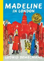 Cover for Madeline in London (mini HB) by Ludwig Bemelmans