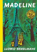 Cover for Madeline (mini HB) by Ludwig Bemelmans