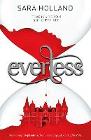Cover for Everless Book 1 by Sara Holland