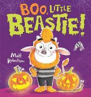 Cover for Boo, Little Beastie! by Matt Robertson