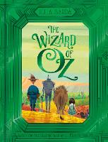 Cover for The Wizard of Oz by L. Frank Baum