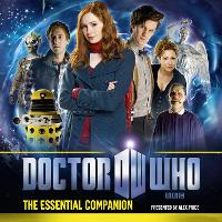 Cover for Doctor Who: The Essential Companion by Steve Tribe