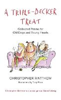 Cover for A Triple-Decker Treat  by Christopher Matthew