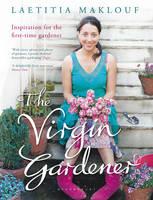 Cover for The Virgin Gardener by Laetitia Maklouf