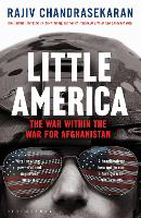 Cover for Little America  by Rajiv Chandrasekaran