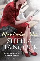 Cover for Miss Carter's War by Sheila Hancock