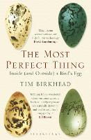 Cover for The Most Perfect Thing Inside (and Outside) a Bird's Egg by Tim Birkhead