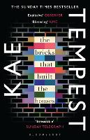 Cover for The Bricks that Built the Houses  by Kate Tempest