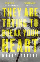 Cover for They are Trying to Break Your Heart by David Savill