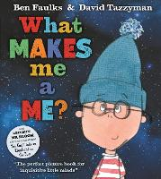 Cover for What Makes Me A Me? by Ben Faulks
