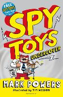 Cover for Spy Toys: Undercover by Mark Powers