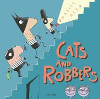Cover for Cats and Robbers by Russell Ayto
