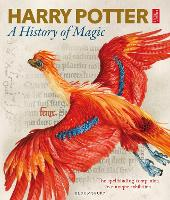 Cover for Harry Potter - A History of Magic  by British Library