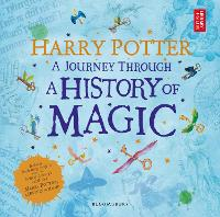 Cover for Harry Potter - A Journey Through A History of Magic by British Library