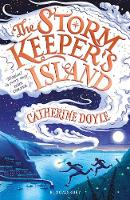 Cover for The Storm Keeper's Island Storm Keeper Trilogy 1 by Catherine Doyle