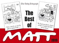 Cover for The Best of Matt 2019 by Matt Pritchett