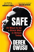 Cover for Safe  by Derek Owusu