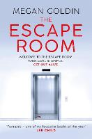 Cover for The Escape Room  by Megan Goldin