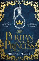 Cover for The Puritan Princess by Miranda Malins