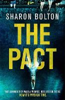 Cover for The Pact  by Sharon Bolton