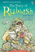 Cover for The Story of Rubbish by Katie Daynes, Katie Daynes