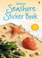 Cover for Spotter's Sticker Guides Seashore by Su Swallow