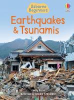 Cover for Earthquakes and Tsunamis by Emily Bone