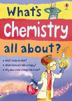 Cover for What's Chemistry all about? by Alex Frith, Alex Frith