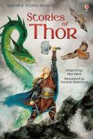 Cover for Stories of Thor by Alex Frith, Alex Frith