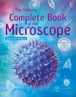 Cover for Complete Book of the Microscope by Kirsteen Rogers