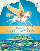 Cover for Greek Myths by Kirsteen Rogers