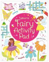 Cover for Fairy Activity Pad by Hannah Wood