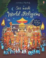 Cover for See Inside World Religions by Alex Frith, Alex Frith