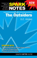 Cover for The Outsiders by S. E. Hinton