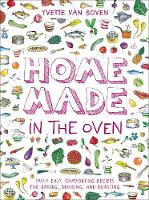 Cover for Home Made in the Oven  by Yvette van Boven
