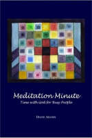 Cover for Meditation Minute by Diane Adams