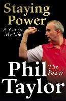 Cover for Staying Power  by Phil Taylor