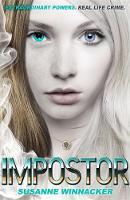Cover for Variants: Impostor  by Susanne Winnacker