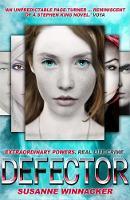 Cover for Variants: Defector  by Susanne Winnacker