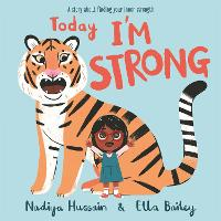 Cover for Today I'm Strong by Nadiya Hussain
