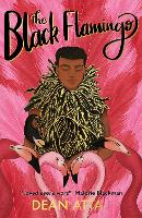 Cover for The Black Flamingo by Dean Atta