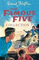 Cover for The Famous Five Collection 7  by Enid Blyton