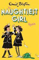 Cover for The Naughtiest Girl: Naughtiest Girl Again  by Enid Blyton
